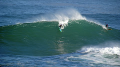 OSCAR GMEZ / 6198NGH (Rafael Gonzlez de Riancho (Lunada) / Rafa Rianch) Tags: lavaca cantabria santander surf surfing olas waves vagues ondas beach playa sports deportes acantilados