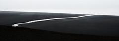Iceland (a.penny) Tags: river mouth flussmuendung iceland island black white nikon d7100 apenny panorama hjörleifahöfdi bw schwarzweiss hjörleifshaugur myrdalssandur inlet mündung múlakvísl