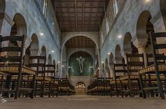 Quedlienburg, Stiftskirche (sirona27) Tags: stiftskirchestservatius quedlinburgerschlossberg kirche romanisch domschatz krypta historisch weltkulturerbestadtqudlinburg