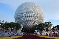 Spaceship Earth (iainthomson84) Tags: walt disney world orlando florida usa 2016 july epcot experimental prototype community of tomorrow summer