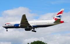 G-VIIF B777 236ER British Airways (corrydave) Tags: gviif b777 b777200 ba777 britishairways heathrow 27488