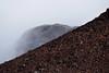 Haleakala summit (heartinhawaii) Tags: maui haleakala rocks lavarocks fog foggy mist misty cloudy moody serene upcountry summit landscape volcanosummit haleakalasummit 10023feet 10023elevation mauivolcano hawaii mauiinnovember nikond3300