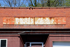 Pope's Market (jschumacher) Tags: virginia wakefield wakefieldvirginia sign rusty cocacola