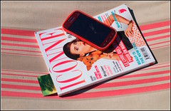 rouge (Photos-oleron) Tags: oleron ile vivitar70300 vivitar olympus e3 livre magazine