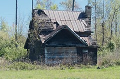 Old house on Ala. Hy. 227 MAR_4722 (John W East AU58) Tags: oldhouse alabama usa marshall dekalb al 227