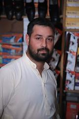 Sheikh Talat Masood (muhammadabdullah_k) Tags: rawalpindi pakistan interest free loans microfinance entrepreneurship pakhtoon ordinary people small business akhuwat shoes shop