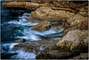 Sea Motion (Chenxi Ni) Tags: outdoor seaside seaview rock stone coast isleofportland portlandbill motion seamotion seascape nikon d800 70200mm f4 nikon70200mmf4g