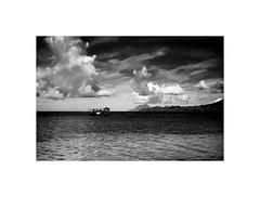 S E A (Laurent Camus) Tags: contrast blackandwhite noiretblanc beach fujinon xpro1 film simulation xseries martinique eyelovelight