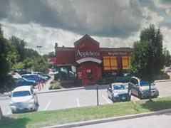 Applebee's (Random Retail) Tags: applebees store restaurant batavia ny