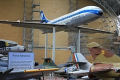 Sud Est SE 210 Caravelle VIN n° 64 ~ OO-SRA (Aero.passion DBC-1) Tags: musée royal de larmée bruxelles dbc1 aeropassion david biscove avion aviation aircraft plane museum airmuseum sud est se210 caravelle oosra
