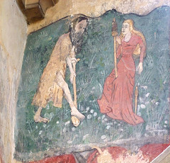When Adam delved and Eve span (15th Century, restored) (Simon_K) Tags: church churches broughton cambridgeshire eastanglia cambs hunts huntingdonshire