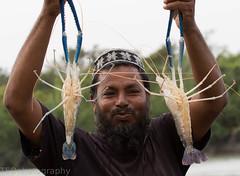 lobster fisherman (tsd17) Tags: people bangladesh sundarbans