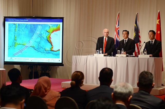 Sidang Media Bersama MH370 | Kuala Lumpur