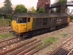 31125 xo TI (daveymills31294) Tags: class 311 31 skinhead railfreight 31125