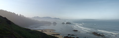 Ecola Point Viewpoint - Pano2