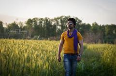 GOLDEN HOUR (naimatrawan) Tags: portrait afghanistan green photography golden shoot modeling hour kabul rawan naimat babrak yousufzai
