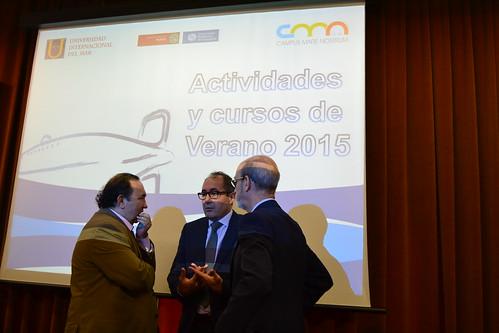 Presentación UNIMAR-CMN edición 2015 11