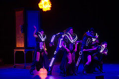 coreografia para aparición EDNOVI (MagoEdnovi) Tags: show méxico de el lo opening magical mago illusionist imposible ilusionista ednovi