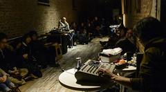 yan jun, sachiko m, li weisi (Sub Jam) Tags: music night concert performance event workshop miji  meridianspace