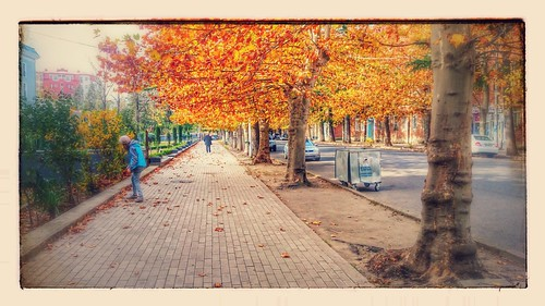 Autumn in Kutaisi