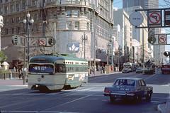 MUNI PCC 1162 (Chuck Zeiler) Tags: muni streetcar pcc 1162