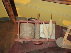 For the distaff side (jamica1) Tags: canada museum bc okanagan columbia british kelowna artifacts