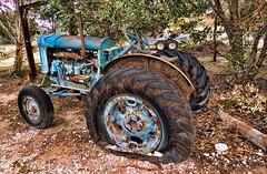 Seen better days (bigbirdma) Tags: old tractor rust rusted seenbetterdays
