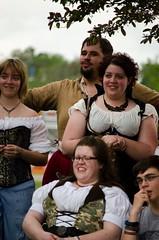 GSM-Bristol, day 2 of the Janesville Faire (Pahz) Tags: education historical guns renfaire swords renfest historicalreenactment edutainment janesvillerenaissancefaire pattysmithbrf