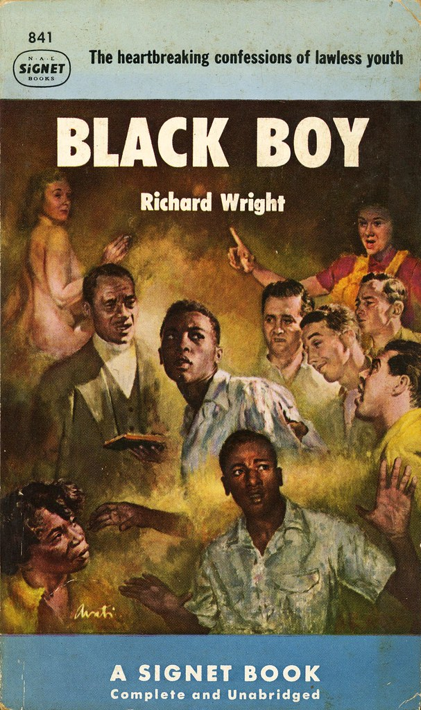 black boy by richard wright book report A short summary of richard wright's black boy this free synopsis covers all the crucial plot points of black boy.