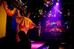 Sing it, girl! #01 (Rice Bear) Tags: show club us louisiana unitedstates song neworleans lousiana spotlights