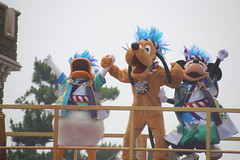 SAIRYO KABU (sidonald) Tags: japan tokyo disney mickey donald mickeymouse pluto tokyodisneyland tdl tdr  tokyodisneyresort    disneynatsumatsuri sairyokabu