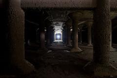 703_3128 (M Falkner) Tags: urban underground concrete tank flood drain management watershed pillars subterranean exploration sewer overflow ue urbex cso draining keelesdale