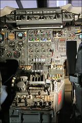 Concorde Flight Deck (Canis Major) Tags: concorde flightdeck bristolharbourfestival aircraft supersonic pilot filton