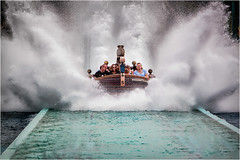 Splash!! (McAroni) Tags: 2016 atlanticasupersplash europapark fun summer wasser splash water