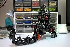 shingodzilla02 (chubbybots) Tags: shingodzilla lego moc