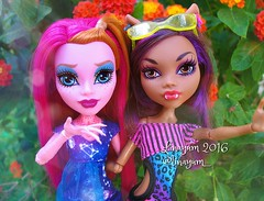 (Linayum) Tags: gigigrant clawdeen clawdeenwolf gloombeach mh monster monsterhigh mattel doll dolls mueca toy toys juguete juguetes linayum