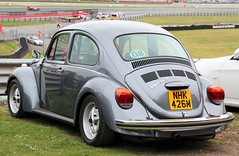 NHK 426M (Nivek.Old.Gold) Tags: 1973 volkswagen beetle 1303 1776cc