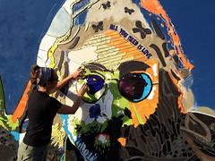 JUAN John Lennon embajador de la paz (fernanda jaton) Tags: john lennon miramar bienal mosaicart jaton