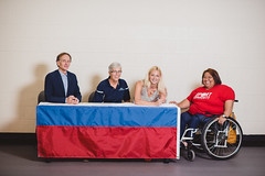 20160602-141308 (Global Sports Mentoring Program) Tags: olesya vladykina sport for community gsmp sports diplomacy russia lakeshore foundation paralympian partners