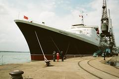 Queen Elizabeth 2 - 169-08 (Captain Martini) Tags: cruise cruising cruiseships liners cunard qe2 rmsqueenelizabeth2 southampton
