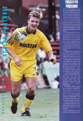 Tottenham Hotspur vs Norwich City - 1992 - Page 2 (The Sky Strikers) Tags: road city white cup spurs one official lane norwich hart to pound league tottenham wembley fifty programme hotspur rumbelows