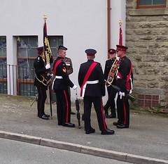 Duke of Lancasters Regiment Freedom of Rossendale Parade (mrrobertwade (wadey)) Tags: lancashire rossendale milltown haslingden robertwade wadeyphotos mrrobertwade