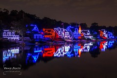 Boathouse Row, Philadelphia (Dante Fratto Photography) Tags: boathouserow lights pennsylvania philadelphia philly schuylkillriver water river sunset wwwdantefrattocom wwwdantefrattophotographycom pentaxflickraward