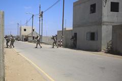 160718-M-KK554-184 (CNE CNA C6F) Tags: marinecorps marines 22ndmarineexpeditionaryunit 22ndmeu israel israeldefenseforces mout militaryoperationsinurbanterrain usssanantonio battalionlandingteam1stbattalion6thmarineregiment blt16 clb22 nobleshirley zeelimtrainingfacility