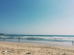 Kuta Beach, Bali, Indonesia, 2015 (britt.will) Tags: bali kuta kutabeach beach sky
