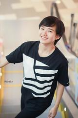Ha-My (3) (RicKy Le^) Tags: sunshine girl hangout cute saigon vietnam smile teen