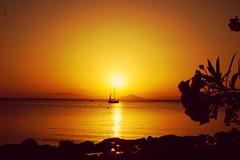 #lamanga #sunset (steinnarvestad) Tags: sunset lamanga