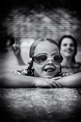 Master (kceuppens) Tags: pool zwembad blackandwhite bw zw zwartwit black white zwart wit nikond700 nikon d700 nikkor247028 nikkor 2470 smile goofing
