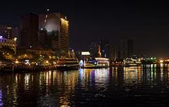 HoChi Minh City at Night (mysticislandphoto) Tags: travel viet vietnam nam saigon hochiminh city