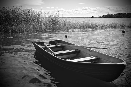 Lac Hjälmaren, Arboga, Sverige